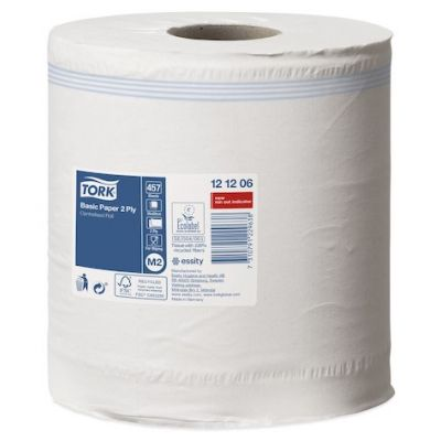 Universal 320 Centerfeed Towel 2 Ply 160m M2 System