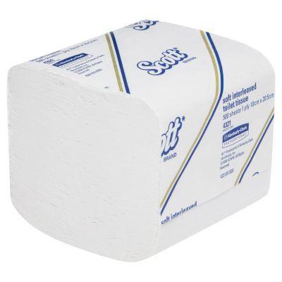 Scott® Interleaved Toilet Tissue
