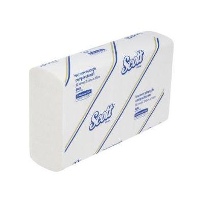 Scott Low Wet Strength Compact Towel
