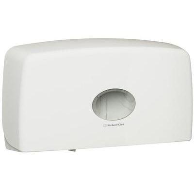 Kimberly Clark Aquarius Jumbo Toilet Tissue Double