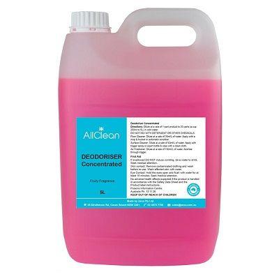AllClean Hospital Grade Disinfectant Fruity Fresh 5 Litre