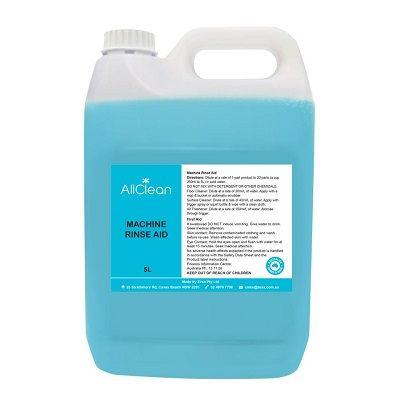 AllClean Machine Rinse Aid 5 Litre