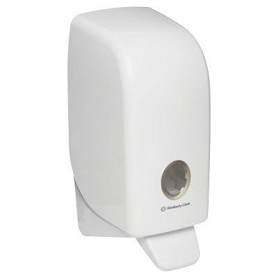 AQUARIUS* Hand Cleanser Dispenser White