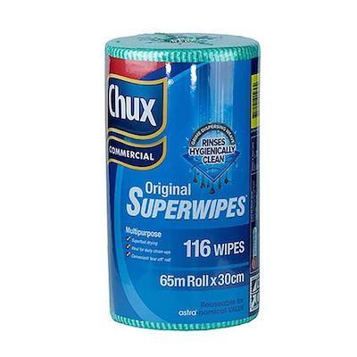 Chux Superwipe Regular Perforated Green