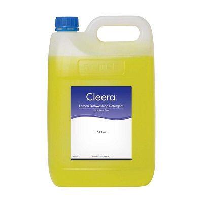 Cleera Dishwashing Detergent Lemon 5L