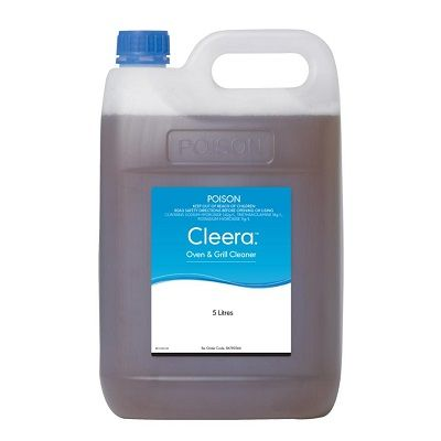 Cleera Oven And Grill Cleaner 5L