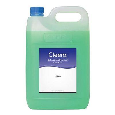 Cleera Dishwashing Detergent Green 5L