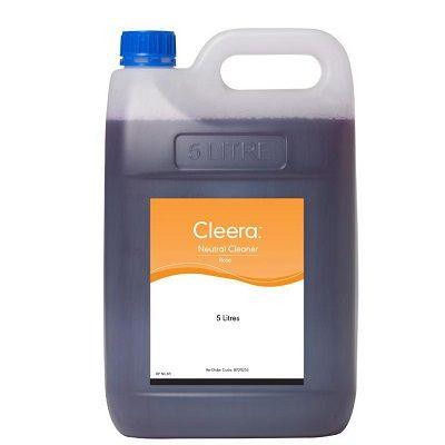 Cleera Floor Neutral Cleaner Rose