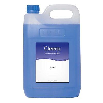 Cleera Machine Rinse Aid 5L