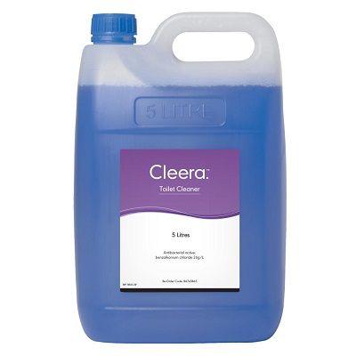 Cleera Toilet Cleaner Sandalwood Scented 5L