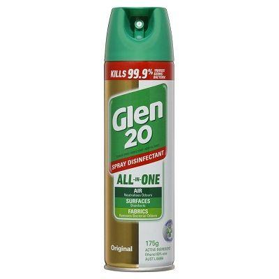 Glen 20 Surface Spray Disinfectant Original Scent