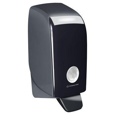 AQUARIUS* Hand Cleanser Dispenser Black