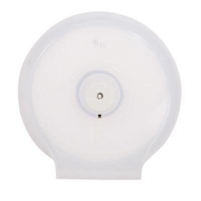 Livi Jumbo Toilet Tissue Dispenser Pearl White