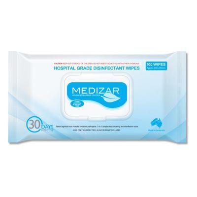Medizar Hospital Grade Disinfectant Wipes