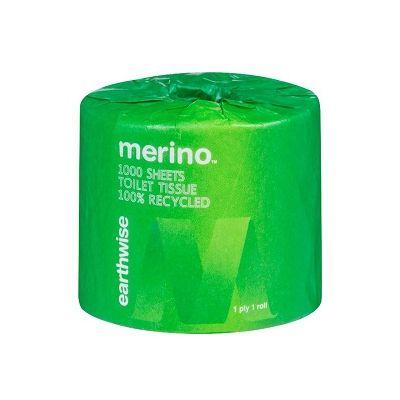 Merino Earthwise Toilet Tissue 1000sh