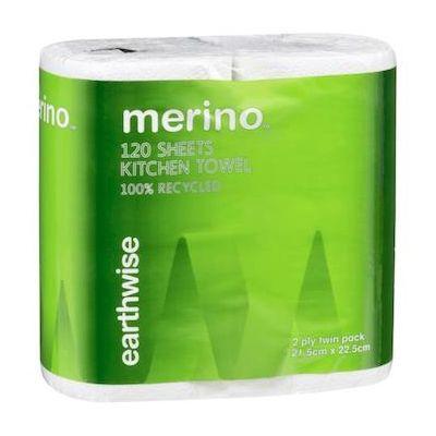 Merino Earthwise Kitchen Towel
