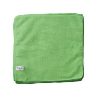 Oates Microfibre Cloths Green