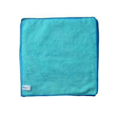 Oates Microfibre Cloths Blue