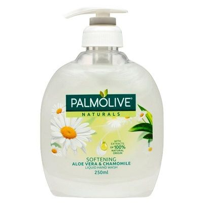 Palmolive Softwash Aloe Vera with Chamomile On Tap Pump 250ml