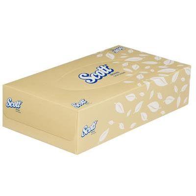 Scott ® Facial Tissue 2 Ply 100 Sheets
