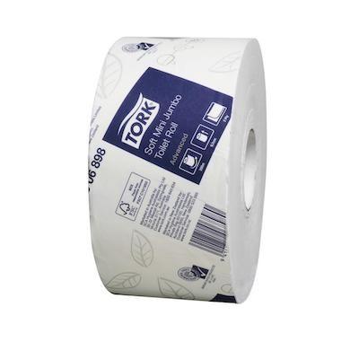 Tork® Soft Mini Jumbo Toilet Roll