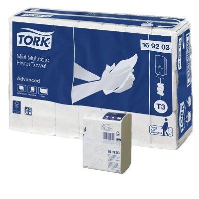 Tork Mini Multifold Hand Towel T3 Advanced