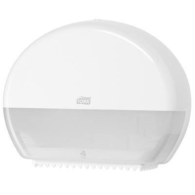 Tork® Mini Jumbo Toilet Roll Dispenser White